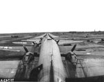 C-47 Skytrains of the 439th Troop Carrier Group preparing to transport the 82nd Airborne to Nijmegen for Operation Market Garden, Juvincourt, France, Sep 8-17 1944
