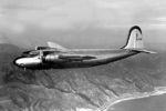 DC-5 prototype in flight, 1939. This plane later flew with the US Navy as an R3D-3.