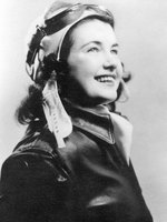 WASP pilot Margaret Phelan Taylor, Avenger Field, Sweetwater, Texas, United States, Jun 1944