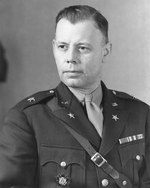Portrait of Brigadier Walter Bedell Smith, Eisenhower