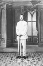 Portrait of Chiang Kaishek, Jun 1923