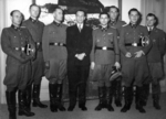 Victor Matthys at the SS-Junkerschule officer school at Bad Tölz, Germany, 16 Jun 1944