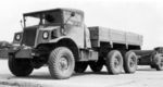Canadian-built Chevrolet CMP 6x6 gun tractor, date and location unknown.
