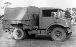 Canadian Ford CMP basic transport truck, date and location unknown.