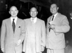 Chinese Ambassador to Egypt Ho Feng-Shan in Taipei, Taiwan, Republic of China, 1952