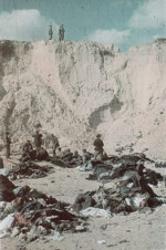 Babi Yar ravine, Kiev, Ukraine, 1 Oct 1941, photo 5 of 6