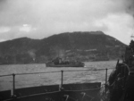 HMS Kelly at Gibraltar, circa late 1940 or early 1941