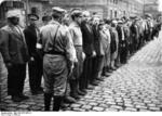 Prisoners, Oranienburg Concentration Camp, Germany, 1933-1934