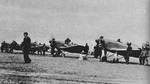 UT-2 aircraft at the Polish Air Force Academy, Deblin, Poland, 1947