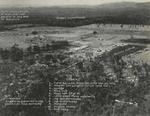 Aerial view of Davao Penal Colony, Philippines, date unknown