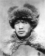 Portrait of Ulaan Huu, 1937-1945