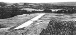 Lunga Point Airfield while under construction, Guadalcanal, Solomon Islands, Jul 1942