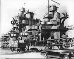 USS New Mexico, Norfolk Navy Yard, Portsmouth, Virginia, United States, 31 Dec 1941, photo 2 of 5