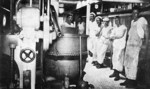 Galley aboard USS New Mexico, 1919