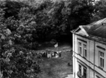 View of US Consulate, Warsaw, Poland, Sep 1939
