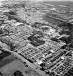 Aerial view of ROF Chorley, date unknown