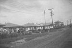 WC54 ambulance at US Army Medical Detachment 1340 facility, Fiji, 1942-1944