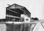 Tosi Shipyard at Taranto, Italy, 1915