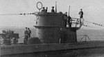 Conning tower of U-132, date unknown