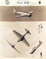 "United States Navy training poster depicting the Mitsubishi A6M Zero fighter, Feb 1942. Note that the poster describes the Allied code name ""Zeke"" as the ""MacArthur Name."""