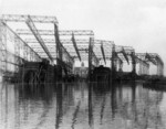 Tecklenborg shipyard, Bremerhaven, Germany, 1910