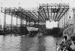 Slip III, Howaldtswerke shipyard, Hamburg, Germany, date unknown