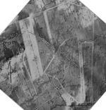 Aerial view of Soton Airfield, Soton, Taichu (now Caotun, Nantou), Taiwan, 14 Jan 1945