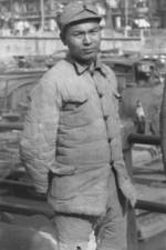 Chinese soldier, Shanghai, China, 1941