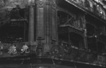 Sincere department store damaged by Japanese bombing, Shanghai, China, 23 Aug 1937, photo 3 of 4