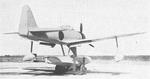 A6M2-N Type 2 Model 11 floatplane, date unknown