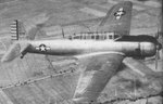 A captured B6N2 torpedo bomber with US markings, post-WW2, photo 2 of 2