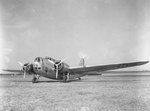 B-18 Bolo resting at an airfield, pre-May 1942