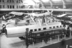 Bre.19 and other aircraft on display at the Second International Aerospace Exhibition at Kaiserdamm, Berlin, Germany, Oct 1928
