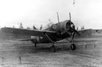 Finnish Air Force Buffalo fighter, date unknown