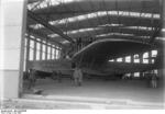Do X aircraft in a hangar, Jul 1929