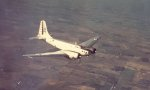 B-23 Dragon aircraft in flight, 1939-1940