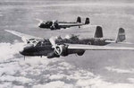 G3M bombers in flight, date unknown