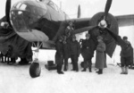 A-20C Havoc bomber in Soviet Air Force service, date unknown, photo 2 of 2