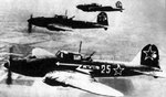 Il-2 aircraft in flight, date unknown