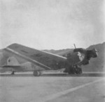 Ju 52 transport aircraft of the Chinese postal service, date unknown
