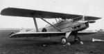 Japanese Army Type 88-1 (KDA-2) reconnaissance aircraft at rest, circa late 1920s