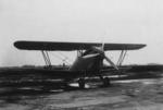 Ki-10-I aircraft at the Kumagaya flight school, 1934-1937