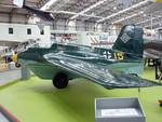 Me 163B-1a at Museum of Flight, East Fortune, Scotland, date unknown