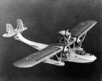 XP2M-1 prototype aircraft in flight, mid-1931