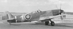 Canadian Spitfire F.R MK XIV of 430 Squadron RCAF, date unknown