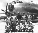 Crew of B-29 Superfortress