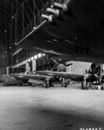 P-40 fighters being assembled at Karachi Airfield, Karachi, India (now Pakistan), 1942-1945