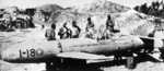 Captured MXY7 Ohka Model 11 aircraft I-18, Yontan Airfield, Okinawa, Japan, Apr 1945, photo 5 of 7