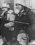 German SS troops at Kharkov, Ukraine, May 1942