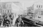 German troops in Athens, Greece, May 1941